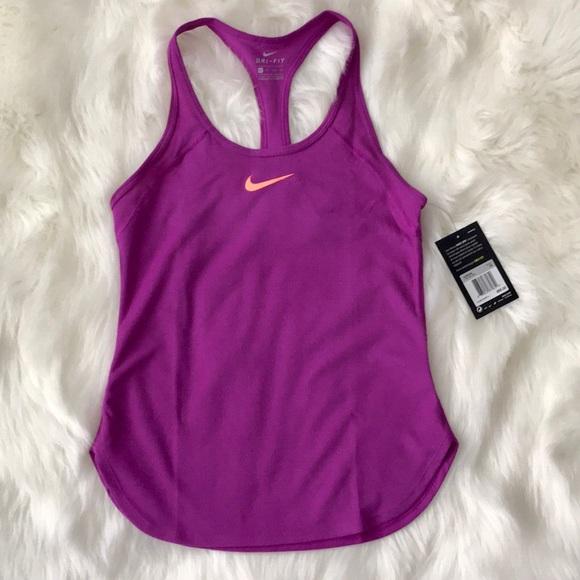 NWT Nike Dri-Fit Women's Athletic Tank Top